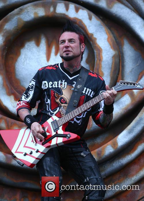 Jason Hook and Five Finger Death Punch 4