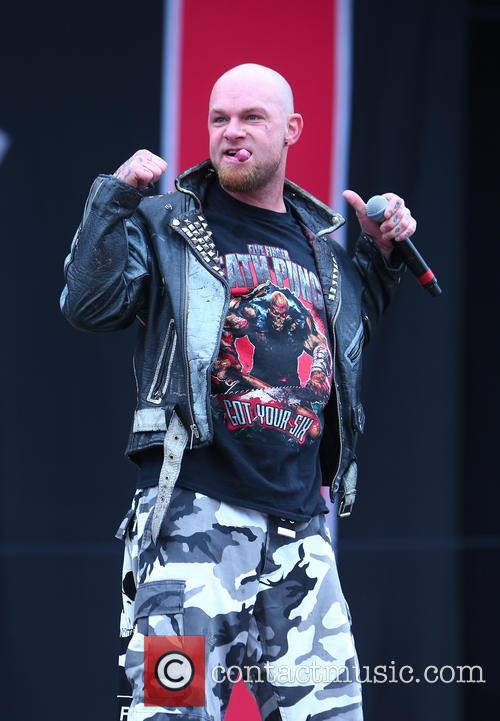 Ivan Moody and Five Finger Death Punch 7