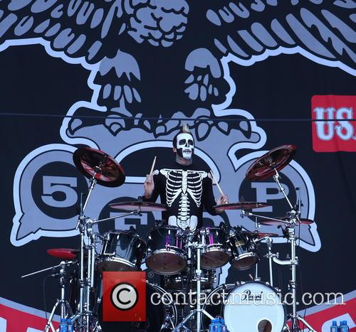 Jeremy Spencer and Five Finger Death Punch 1