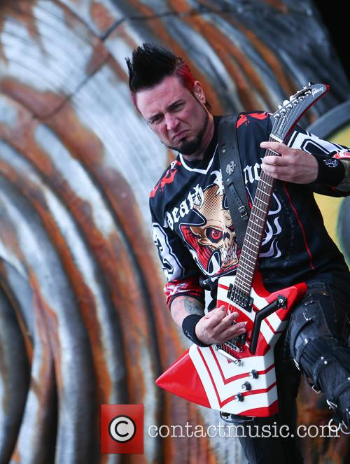 Jason Hook and Five Finger Death Punch 9