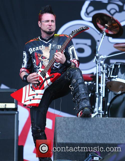 Jason Hook and Five Finger Death Punch 10