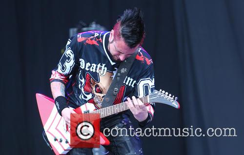 Jason Hook and Five Finger Death Punch 11