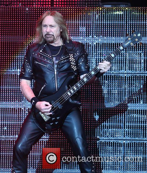 Ian Hill and Judas Preist 2