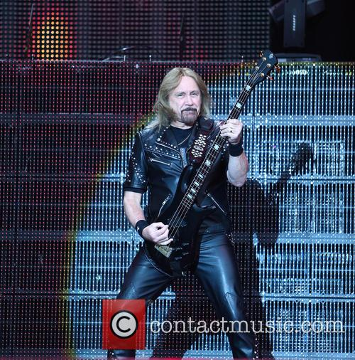 Ian Hill and Judas Preist 1