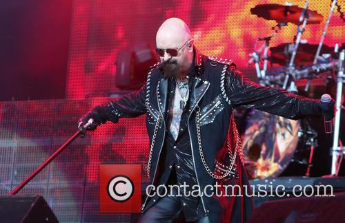 Rob Halford and Judas Preist 6