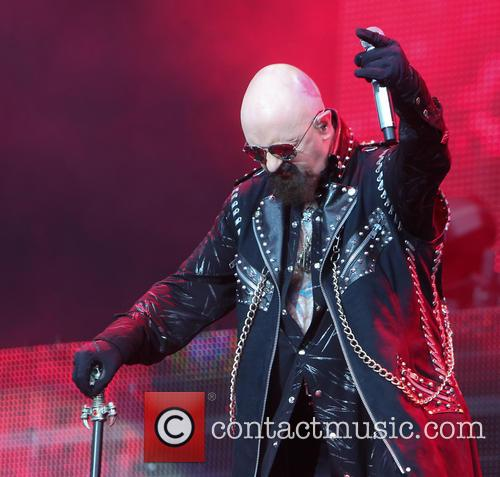 Rob Halford and Judas Preist 7