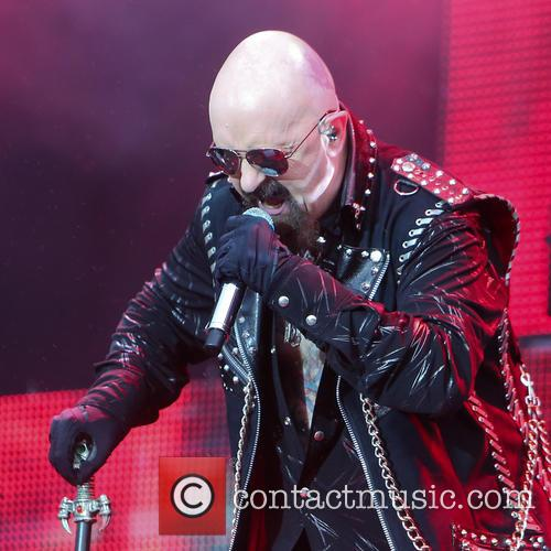 Rob Halford and Judas Preist 8
