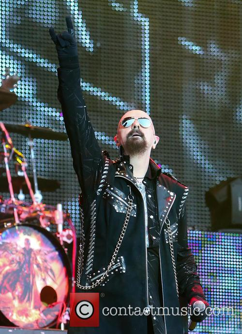 Rob Halford and Judas Preist 9
