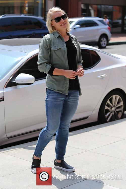 Erin Phillips out and about