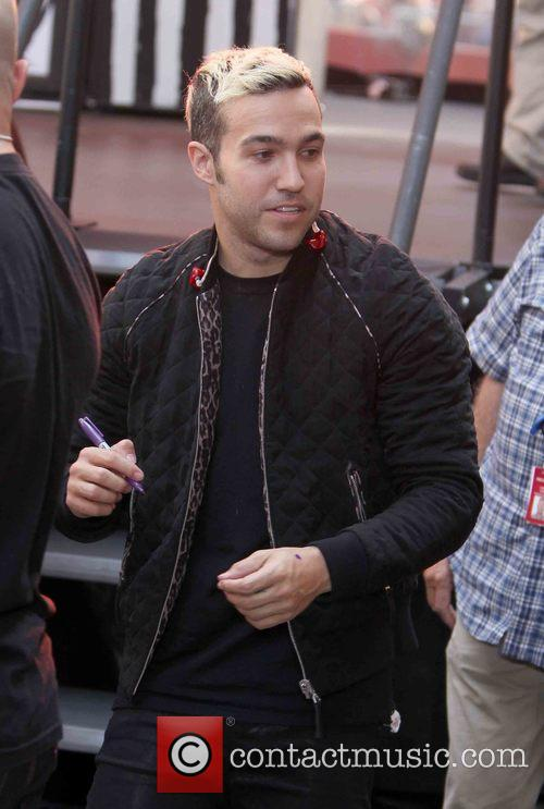Pete Wentz and Fall Out Boy 1