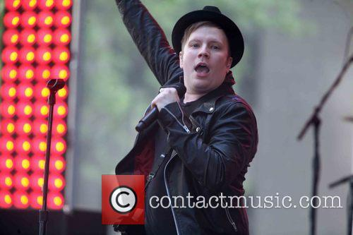 Patrick Stump and Fall Out Boy 4
