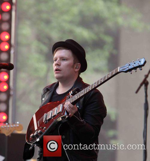 Patrick Stump and Fall Out Boy 5