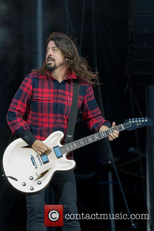 Dave Grohl and Foo Fighters 1