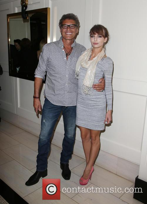 Steven Bauer and Lyda Loudon 6
