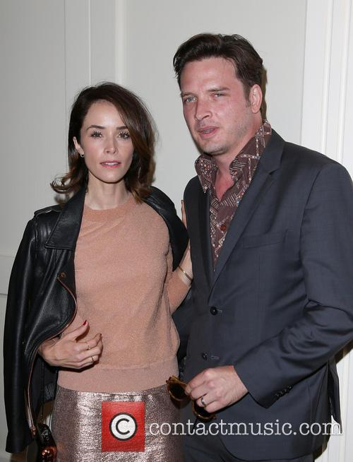Abigail Spencer and Aden Young 6