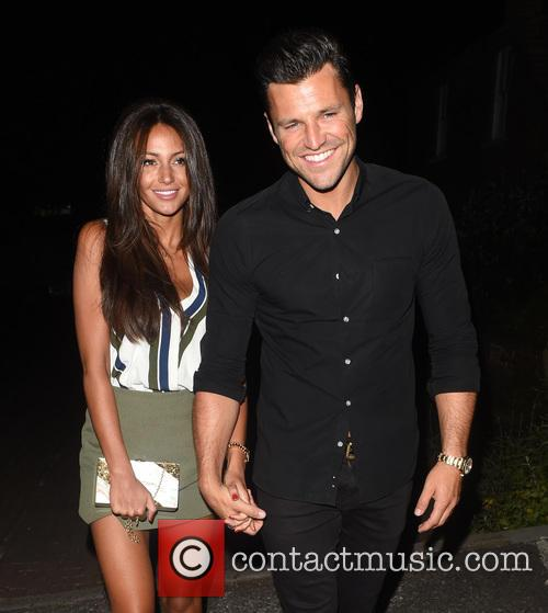 Mark Wright and Michelle Keegan 7
