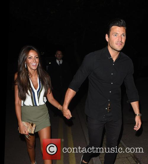 Mark Wright and Michelle Keegan 8