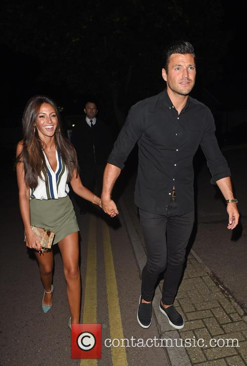 Mark Wright and Michelle Keegan 11