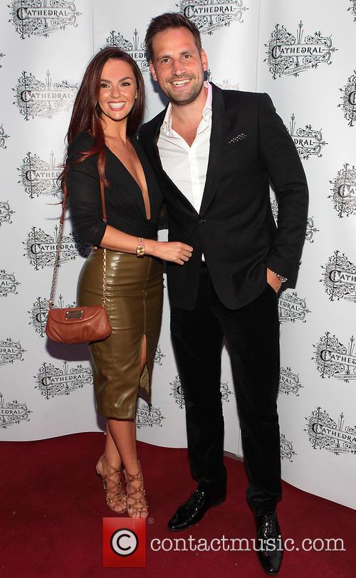 Greg Lake and Jennifer Metcalfe 2