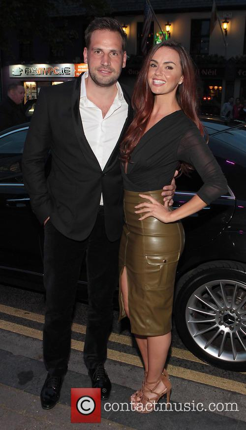 Greg Lake and Jennifer Metcalfe 1
