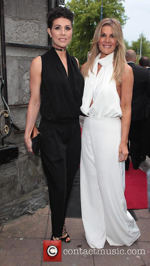 Gillian Quinn and Valerie Roe 2