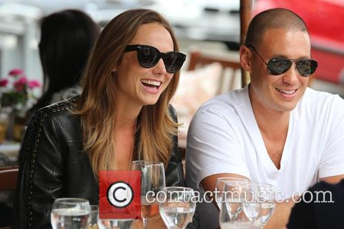 Stacy Keibler and Jared Pobre 4