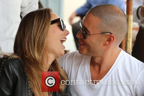 Stacy Keibler and Jared Pobre 6
