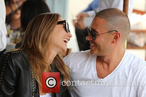 Stacy Keibler and Jared Pobre 8