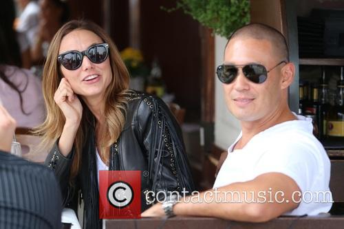 Stacy Keibler and Jared Pobre 11