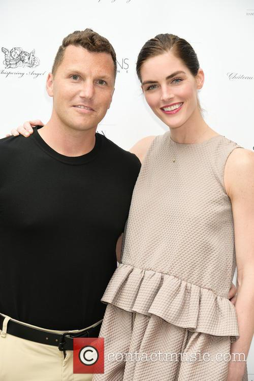 Sean Avery and Hilary Rhoda