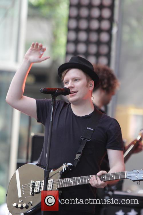 Patrick Stump and Fall Out Boy 10