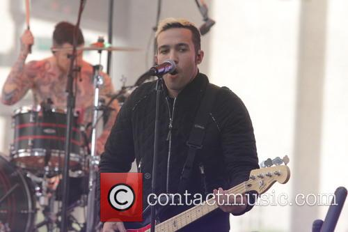 Pete Wentz and Fall Out Boy 11