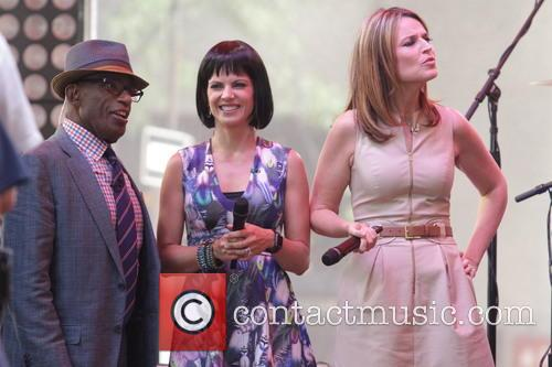 Al Roker, Natalie Morales and Savannah Guthrie 2