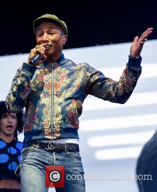 Pharrell Williams 9