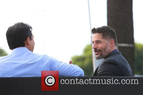 Joe Manganiello and Mario Lopez 7