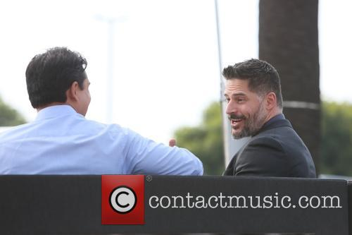 Joe Manganiello and Mario Lopez 8