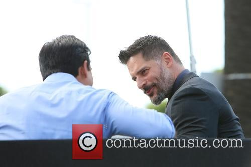 Joe Manganiello and Mario Lopez 10