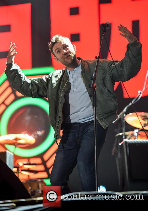 Blur and Damon Albarn 3
