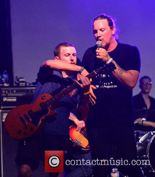 Candlebox, Sean Hennesy and Kevin Martin 8