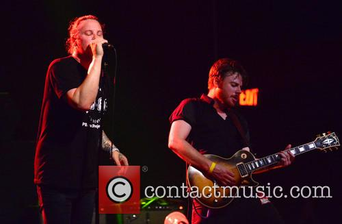 Candlebox, Kevin Martin and Peter Klett 9