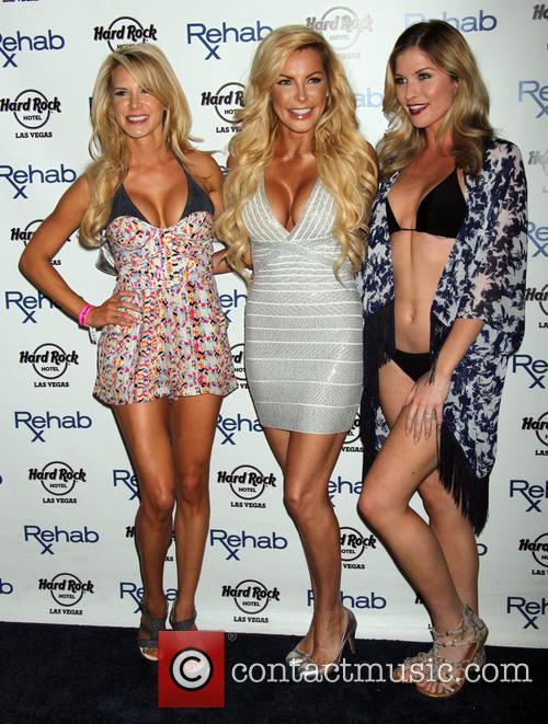Crystal Hefner attends Bikini Invintational