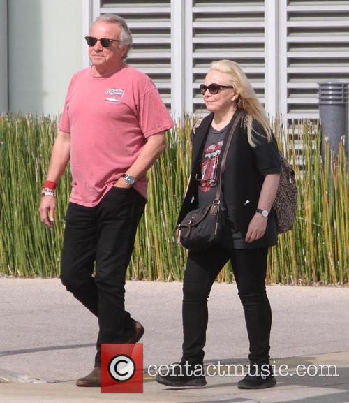 Jacki Weaver out in Hollywood