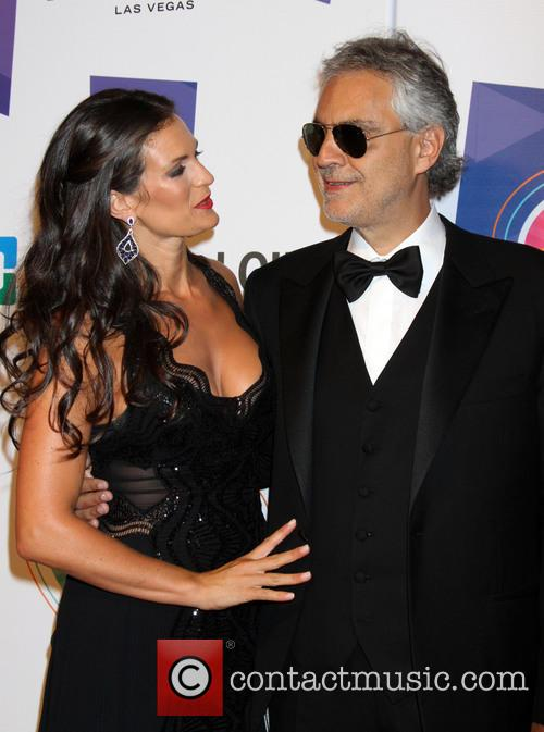 Andrea Bocelli and Veronica Bocelli 1