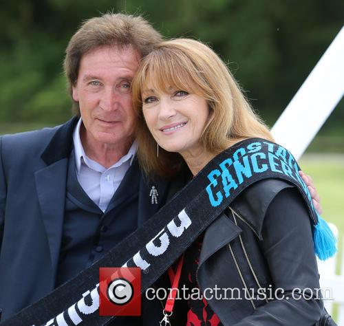 Kenny Jones and Jane Seymour 11