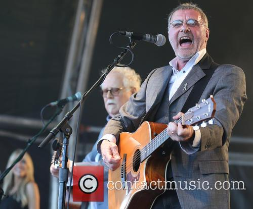 Steve Harley and Jim Cregan 8