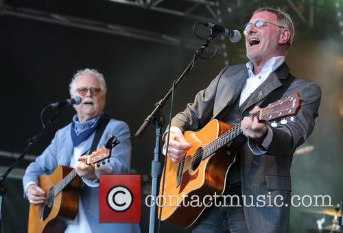 Steve Harley and Jim Cregan 9