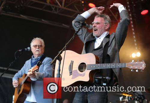Steve Harley and Jim Cregan 10