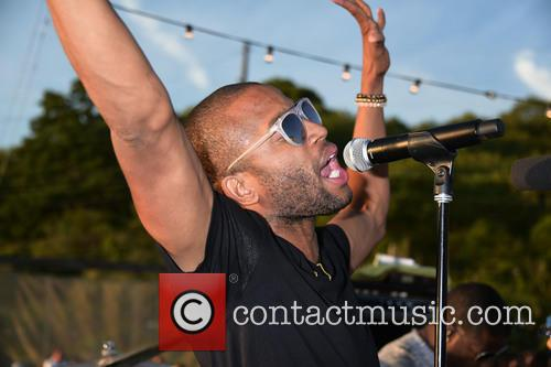 Solange Knowles, Trombone Shorty and Troy Andrews 6