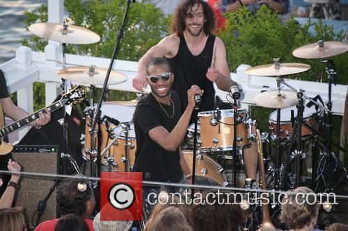 Solange Knowles, Trombone Shorty and Troy Andrews 9