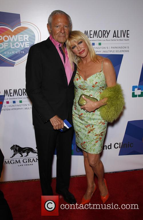 Alan Hamel and Suzanne Somers 2